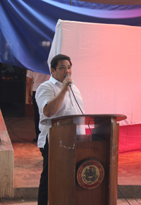 Dr. Edgardo Rosales, CTE Dean discussed the rationale of the Trakwela.