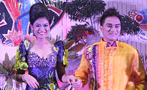 Ms. CN and Mr. CPERs are this year's Mr. and Ms. WMSU.