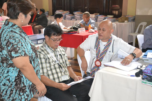 Prof. Emmanuel P. Leaño, critically assess the documents presented by CLA faculty, Prof. Nerlyne Concepcion and CET Faculty, Engr. Antonio Limbaga.