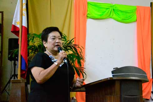 CSC Regional Director Atty. Macybel Alfaro Sahi congratulated WMSU for being the first SUC to attain Maturity Level II in PRIME-HRM.