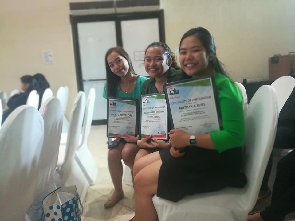IE's Jacksmeat is DTI's 1st Pitching Session Champion